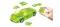 Herpa 80657065 3D Lamborghini transp. grün