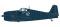 Herpa 81AC078 Grumman Hellcat VF31 Lt. Ray Hawkins. USS Cabot 1944