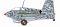 Herpa 81AC084S Messerschmitt Me 163B Komet 14/JG 400, 1945