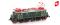 Lemke H2892S E-Lok BR 17 DB grün, Ep.III