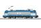 Märklin 36209 E-Lok BR 380 CD in blau/silberner Farbgebung Bnr 380 001