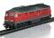Märklin 36433 MHI/Diesellok BR 232 Ludmilla DB AG Cargo