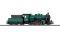 Märklin 37517 *$ Güterzug-Dampflok Serie 82.002, SNCB, Ep. III