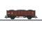 Märklin 46055 Güterwagenset 5 Wg, Gt.P, DSB, Ep. III gealtert