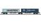 Märklin 47806 Doppel-Tragwagen Sggrss80, Raillogix, NL