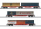 Märklin 47810 *MHI/Containerwagen-Set DB AG