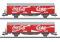 Märklin 48344 Sliding wall wagon set Hbils-vy, CC, IV