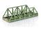 Märklin 56298 Bausatz Vorflutbrücke grün 450 mm lang