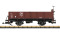 LGB 41033 Off. Güterwagen DR Ep. IV