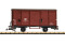 LGB 42270 RüBB gedeckter Güterwagen Ep. VI