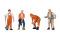 LGB 53003 Figurenset Arbeiter