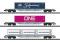 Märklin T15228 Güterwagen-Set  Containerverkehr