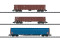 "Märklin T15869 MHI/Wagen-Set Gütertransport ""Moderne DB"""