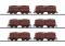 Märklin T24122 Erz IId-Set, 6 Wagen OOtz43, DRG, Ep. II