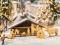 Noch 14394 Weihnachtsmarkt-Krippe mit F