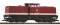 Piko 37543 G-Diesellok BR 199 HSB V (Harzkamel)