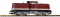 Piko 37567 G-Diesellok BR 114 DR IV