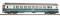 Piko 37660 G-Personenwagen Bpmz 2. Kl. DB IV