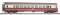 Piko 37661 G-Personenwagen Avmz 1. Kl. DB IV