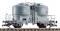 Piko 37792 G-Zementsilowagen DR IV
