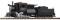 Piko 38244 G-Dampflokomotive mit Tender RDG 0-6-0 Camelback, Sound