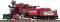 Piko 38246 G-US Dampflok + Tender 0-6-0 Camelback Christmas