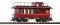 Piko 38646 G-Güterzugbegleitwagen C&S m. Schlusslichtern