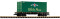 Piko 38709 G-Containerwagen WP&YR m. Container