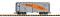 Piko 38860 G-Ged. Güterwagen WP