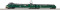 Piko 40293 N-Elektrotriebwagen Hondekop m. L-Licht grün IV
