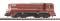 Piko 40418 N-Diesellok NS 2218 NS braun IV, A-Licht
