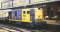 Piko 40425 N-Diesellok/Sound Rh 2400 grau/gelb 3. Spitzenlicht NS IV + Next18 Dec.