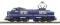 Piko 40460 N-Ellok 1225 blau NS III