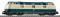 Piko 40505 *DB BR221 Diesel Locomotive IV (DCC-Sound)