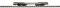 Piko 40701 N-Schwerlastwagen Slmmps Volker Rail VI