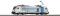 Piko 51573 ~E-Lok BR 187 Railpool/bls VI + lastg. Dec.
