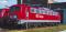 Piko 51647 ~E-Lok BR 150 DB AG V, verkehrsrot + lastg. Dec.
