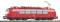 Piko 51684 E-Lok BR 103 DB orientrot IV + DSS PluX22