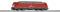Piko 52519 ~Diesellok BR 245 DB AG Werbung VI + lastg. Dec.