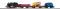 Piko 57111 Start-Set Tenderlok + Güterwagen