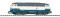Piko 57517 Diesellok BR 218 beige/blau DB AG V