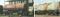 Piko 58370 2er Set Kesselwagen Zas DEC PKP 406R V