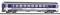 Piko 58667 Liegewagen ÖBB V, blau-lichtgrau