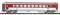Piko 58675 Schnellzugwagen IC 2. Klasse ZSR VI