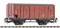 Piko 58763 Ged. Güterwagen Kdn PKP III