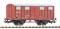 Piko 58911 Ged. Güterwagen FS III