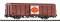 Piko 58912 Ged. Güterwagen Gbs1500 Fortschritt DR IV