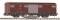Piko 58919 Schienenreinigungswagen FS IV