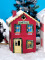 Piko 62711 North Pole Elf Dorm (Pre-Built)