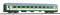 Piko 97608 Personenwagen 111A PKP V